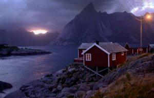 miejsca Skandynawii